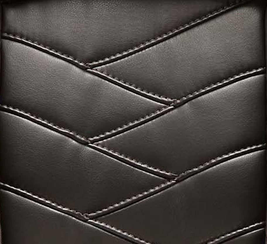 Aubrey Leather Inset | Staples | Hazz Design