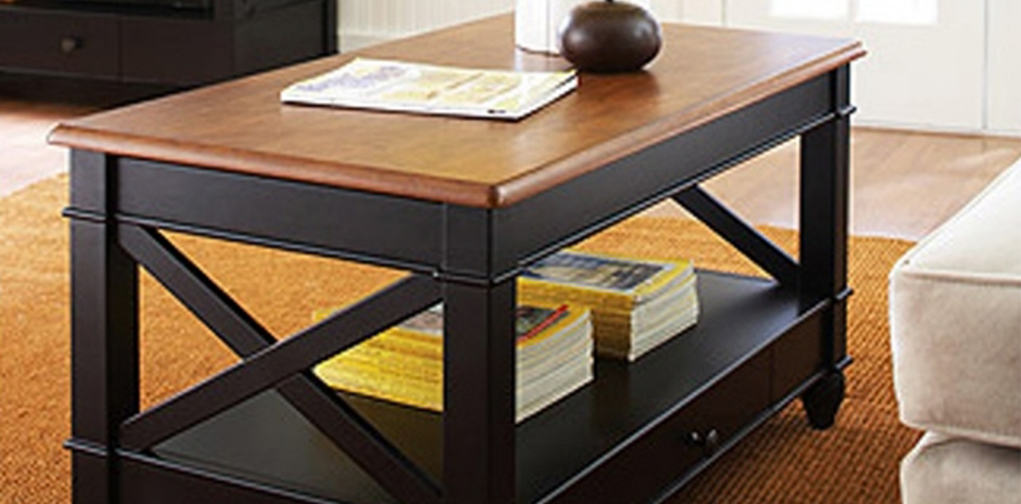 Autumn Lane Coffee Table | Walmart | Tom Hazzard