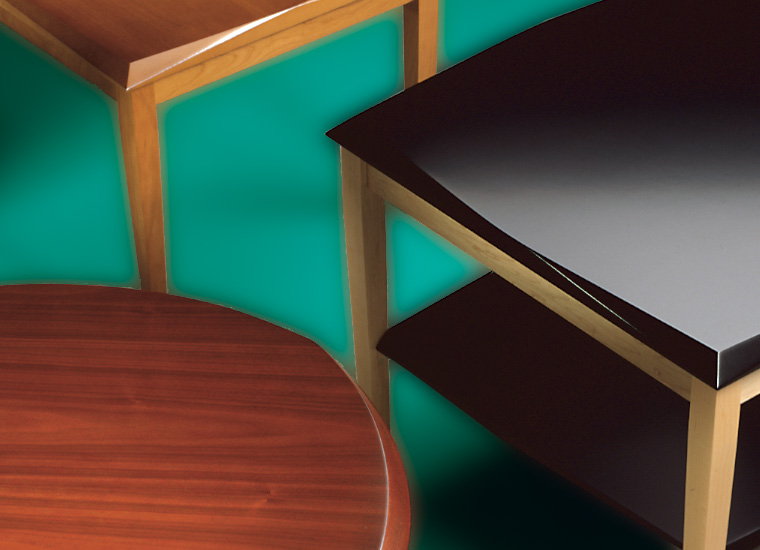 Nucraft   Occasional Table   Tom Hazzard