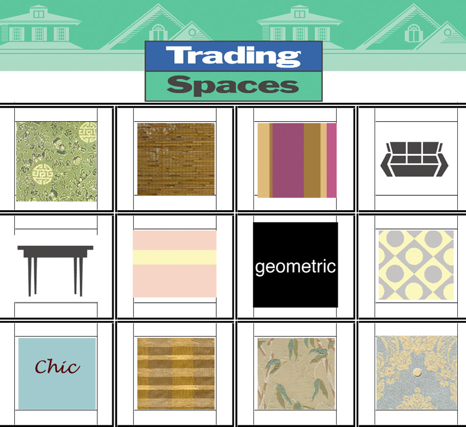 Trading Spaces | Home Depot
