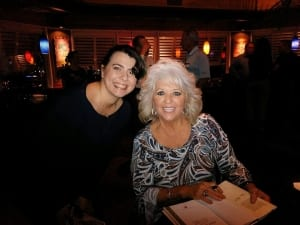 Paula Deen and Tracy Hazzard