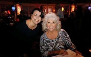 Paula Deen and Tracy Hazzard