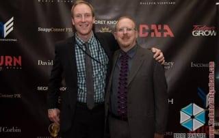 Chris Hazzard, Tom Hazzard at Digital Footprint