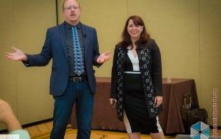 Tom Hazzard, Tracy Hazzard CEO Space Mentors