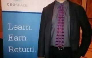Tom Hazzard CEO Space Mentor