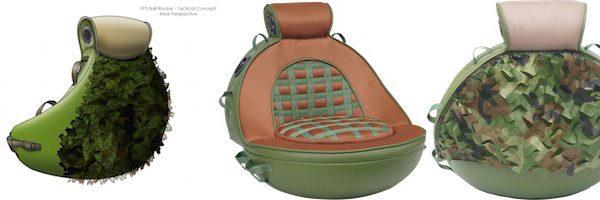 xRocker 1st Person Shooter Chair   Gaming Design   Hazz Design