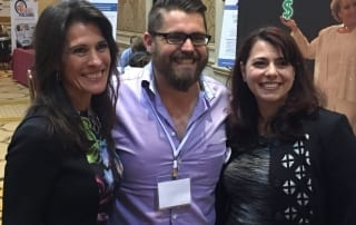 Kerri Courtright | Ian Wynne | Tracy Hazzard at CEO Space